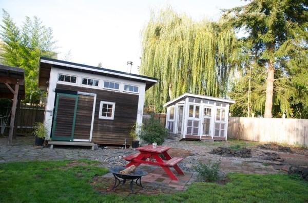 690 Sq Ft Craftsman Cottage 0015
