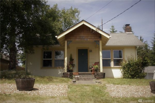 704 Sq. Ft. Little Cottage For Sale in Olympia, WA