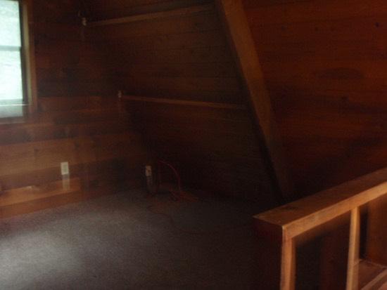 708 SF A-frame Cabin 008