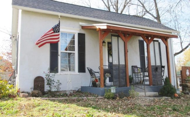 714 Sq Ft Cottage For Sale In Ash Grove Mo