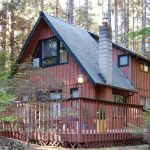 720 Sq Ft Cabin in Hoodsport For Sale 001