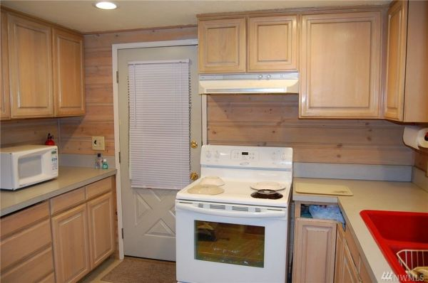 720 Sq Ft Washington Cabin