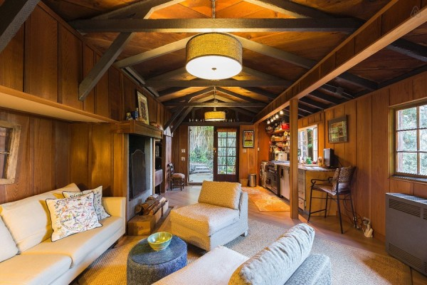 750 Sq Ft Cabin Cottage in Berkeley CA