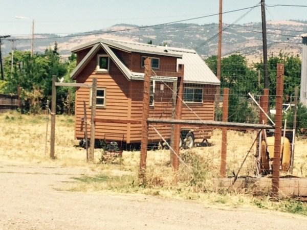 Custom Tumbleweed Elm Tiny House For Sale