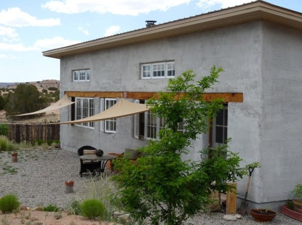 800 Sq. Ft. Solar Artist Retreat For Sale 01