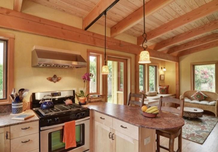 Small Cabin Ideas Under 600 Sqft