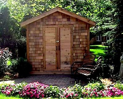 8x10 Home Depot Shed to Use as a Tiny House?