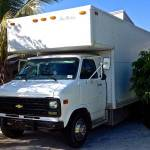 95 Chevy G30 DIY Box Truck Motorhome RV For Sale 001
