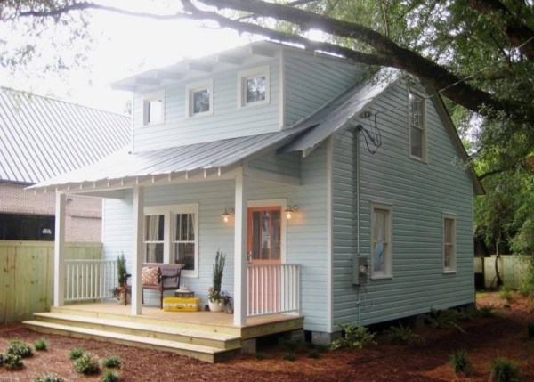 Sq. Ft. Renovated Small Cottage In St. George, Sc