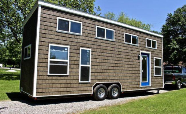 A 3 Bedroom Tiny House On Wheels