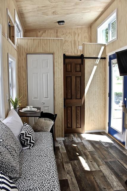 A 3Bedroom Tiny House on Wheels