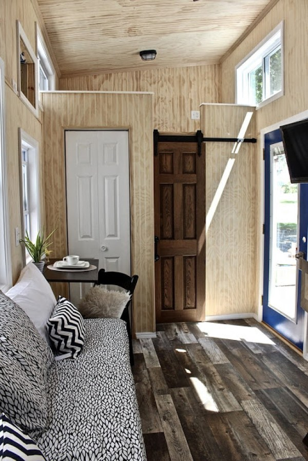 A 3-Bedroom Tiny House on Wheels!