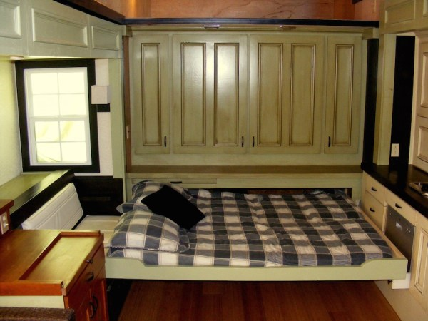 A Tiny House on Wheels with Slide Outs for Baby Boomers! 006