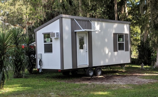 Affordable 32k Tiny House The Firefly By Core Housing