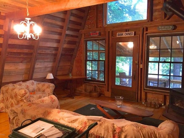 A-frame Cabin For Sale in Fort Ann 002
