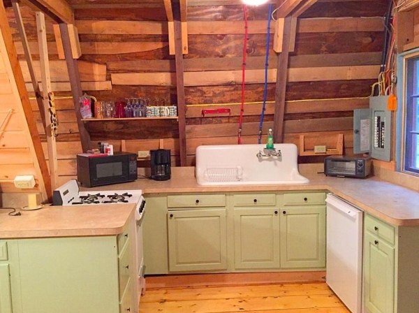 A-frame Cabin For Sale in Fort Ann 004