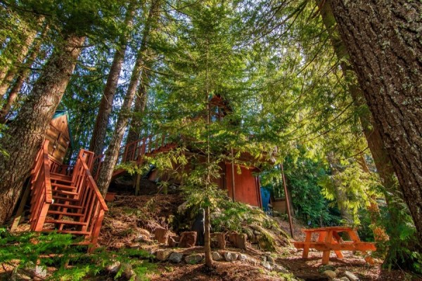 A-frame Cabin For Sale in Skykomish, WA 0014