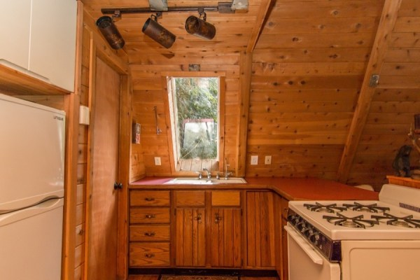 A-frame Cabin For Sale in Skykomish, WA 0025