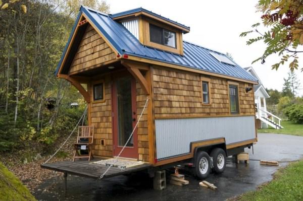 Acorn 2 Tiny House on Wheels  001