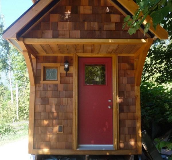 Acorn Tiny House on Wheels by Nelson Tiny Houses 002