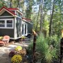 Luxury Tiny House For Sale On 2 5 Acres Near Asheville Nc