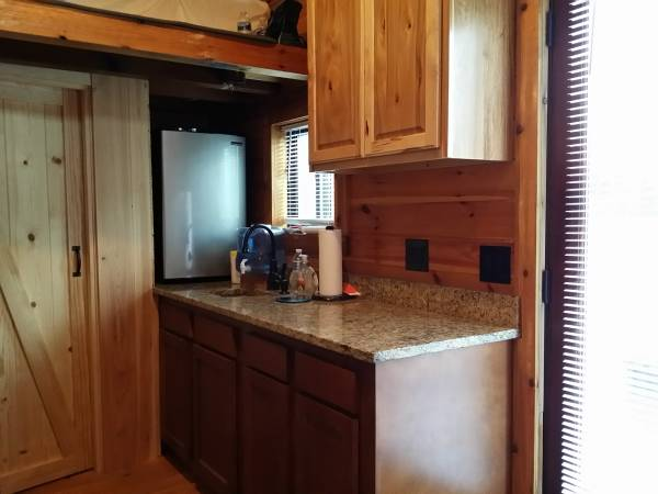 Adorable 17 Ft Cedar Tiny House Va Reduced