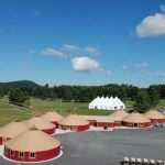 Alaskan Nomad Shelter Yurts — From 12 to 50 ft! 2