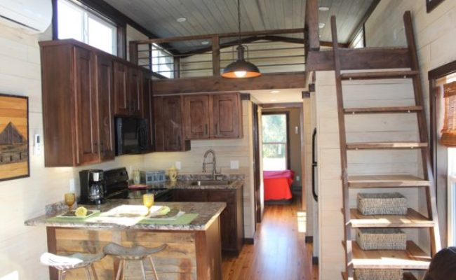 Tiny House Community Open House Near Asheville North Carolina