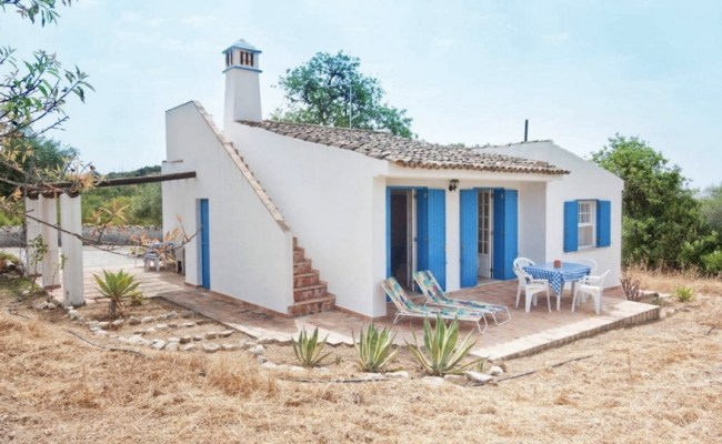 Tiny Rural Cottage In Portugal