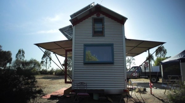 Amazing Off-Grid THOW in Australia 0018