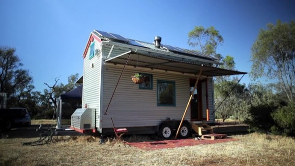Amazing Off-Grid THOW in Australia 0019