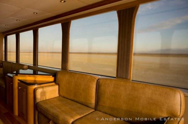 Anderson Mobile Estates Double Decker Semi Trailer 18 Wheeler Conversion 04