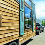 Andréanne et Nathaniel's Tiny House by Lumbec. 16