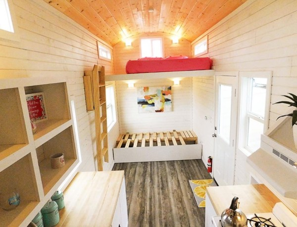 Artist 26ft Tiny House RV by Tiny Idahomes 004