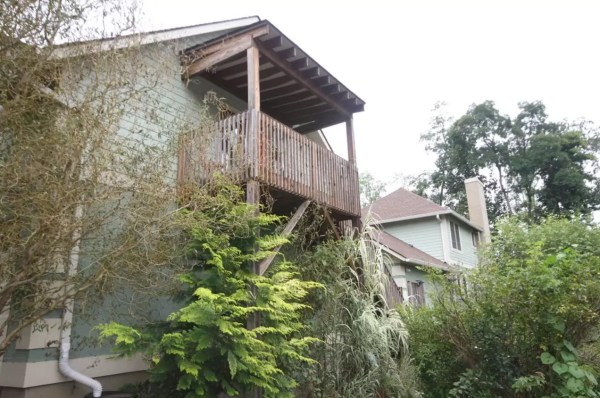 Artist Studio Apartment in Asheville 001