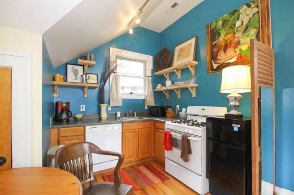 Artist Studio Apartment in Asheville 003