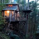 Asheville Treehouse 001