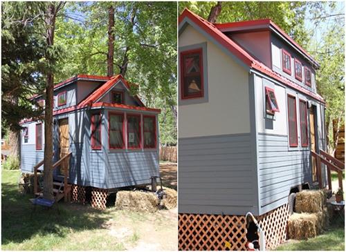 Aspen Tiny House Vacation 001