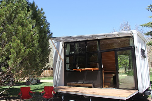 Atlas Tiny House Vacation 001