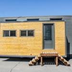 Aurora Tiny House That Expands with Huge Slide Outs the Aurora THOW 0015