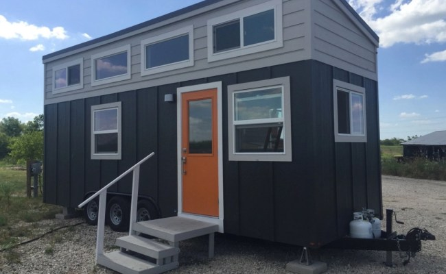 Austin Live Work Adds Tiny House To Community