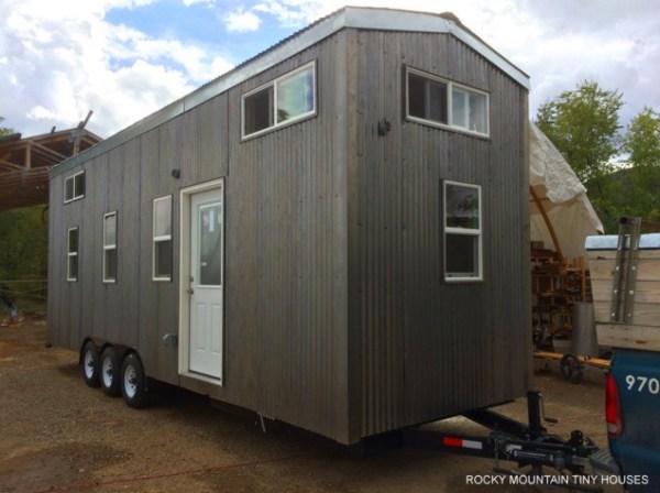 Bayfield Tiny House by Rocky Mountain Tiny Houses