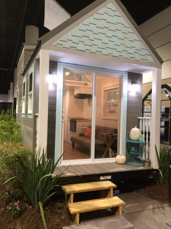 small flat screen tv for kitchen modern faucets the beach cottage tiny house sale, fl: $45.5k