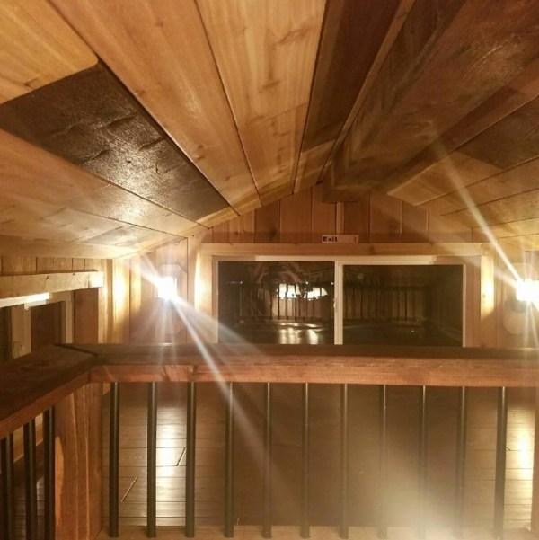 Beautiful 28ft Cedar Tiny House With Custom Deck By KJE