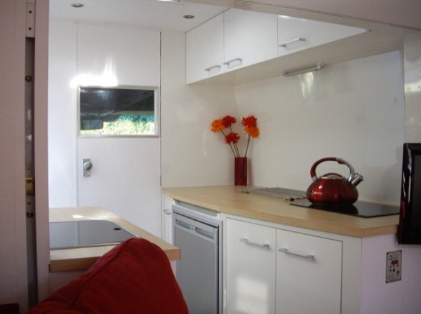 Beautiful DIY Stealth Sprinter Motorhome Conversion 002