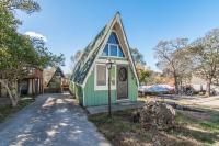 Beautiful Tiny A-frame Cottage in Lampe, MO (For Sale!)