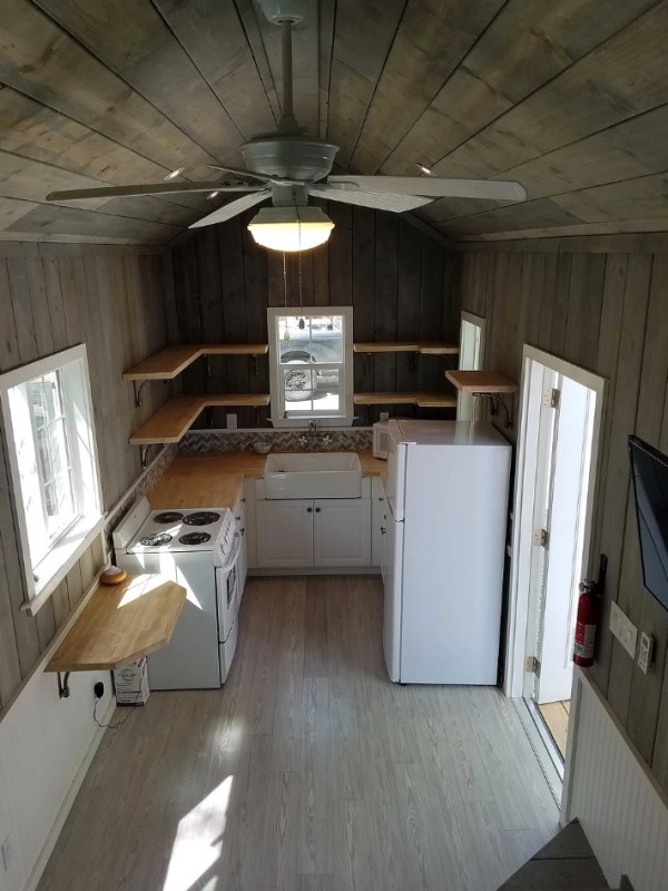Beautiful Tiny Home by KJE Tiny Homes 003