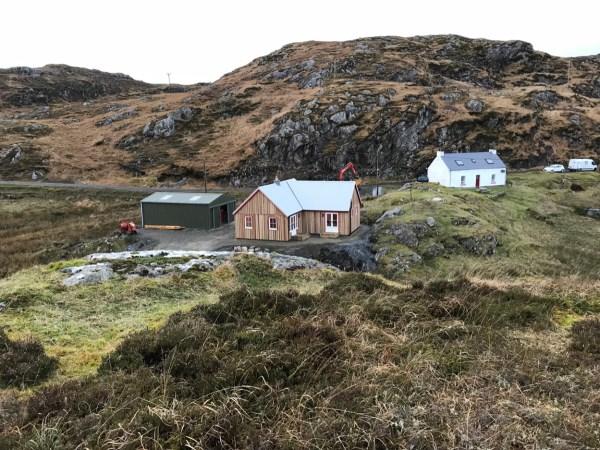 Bespoke Wee House in Isle of Harris 007