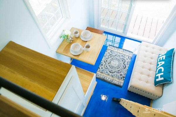 Blue Shonsie Tiny House 0013