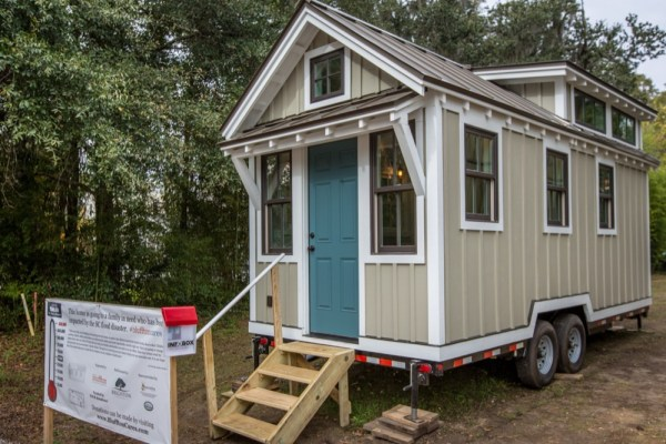 Bluffton Cares Tiny Homes 001